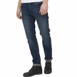 """Jean Tapered 32"""" Tymore bleu Homme Petrol Industries"""