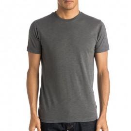 Tee-shirt Everyday Slub gris Homme Quiksilver