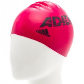 Bonnet de Bain Rose Graphic Enfant Natation Adidas
