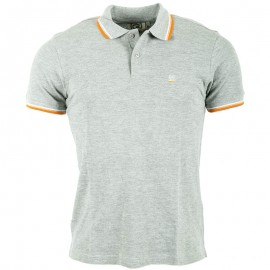 Polo WARD gris Homme Crossby