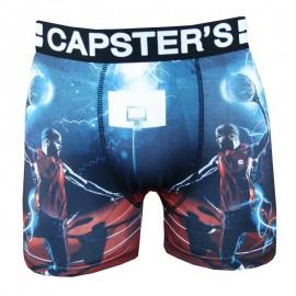 Boxer Capster's BWA rouge Garçon Freegun