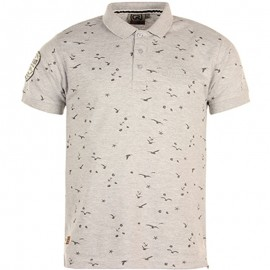 Polo Gris Stevy Homme Crossby