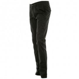 Pantalon Chino COMBINE noir Homme Crossby