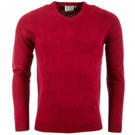 Pull Rouge Twitt Homme Crossby