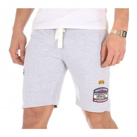 Short Gris Tyson Homme Crossby