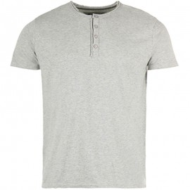 Tee shirt RENO gris chiné Homme Crossby