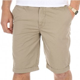 Bermuda chino TOMMY sable Homme Crossby