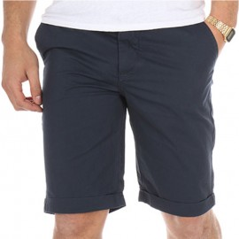 Bermuda chino TOMMY marine Homme Crossby