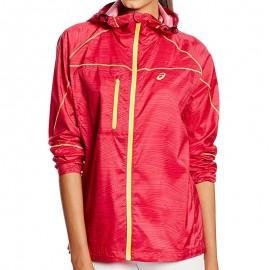 Veste Rose Fuji Packable Running/Trail Femme Asics