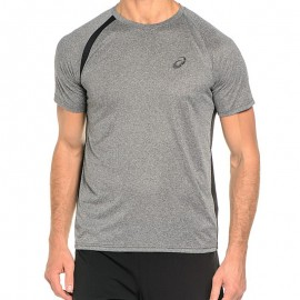 Tee Shirt GrisPerformance Running Homme Asics