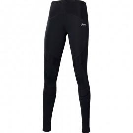 Legging Noir Blance Tight Running Femme Asics
