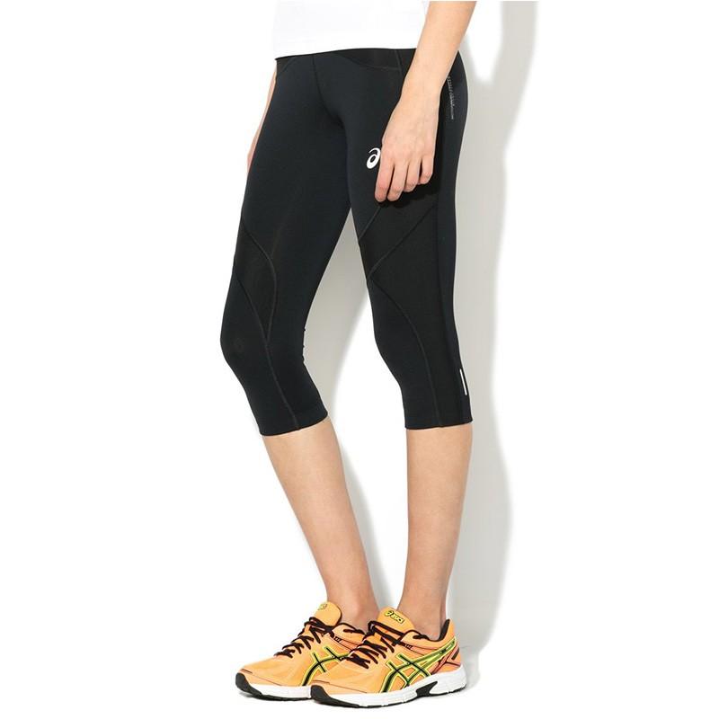 Legging Noir Balance Pantalons Running Asics Femme Tight 35RjScAq4L