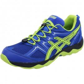 Chaussures Bleu Gel Fuji Viper Trail/Running Homme Asics