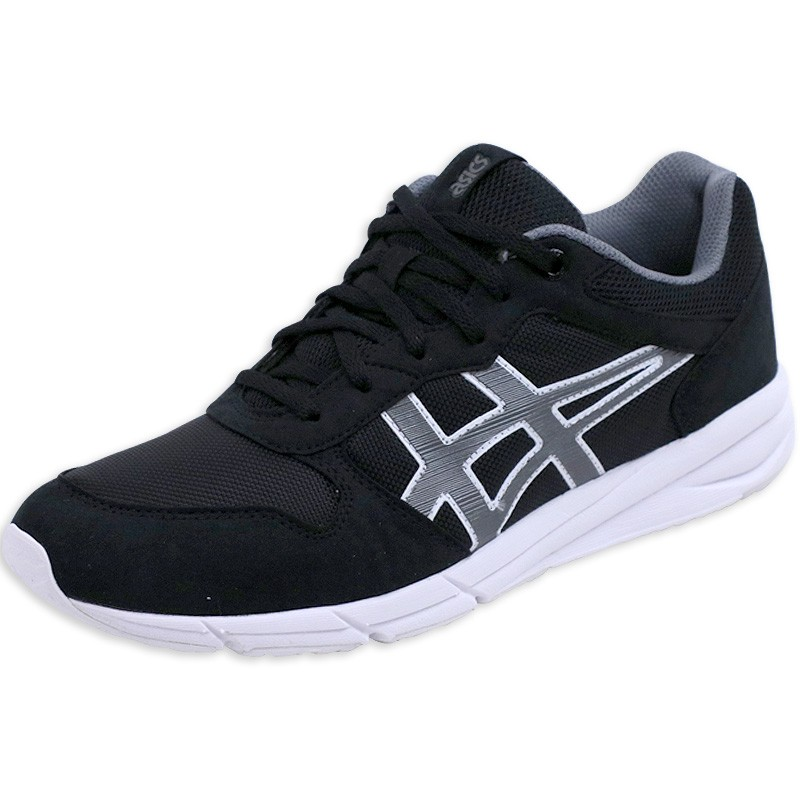 Shaw AsicsBaskets Runner Homme Noir Chaussures wN0nv8m