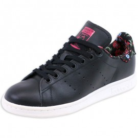 Chaussures Noir Stan Smith Femme Adidas