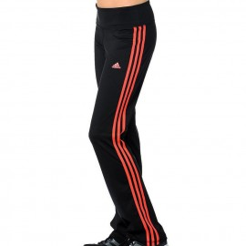 Pantalon Entrainement BASIC PANT noir Femme Adidas