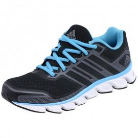 Chaussures Noir Falcon Elite 4 Running Femme Adidas