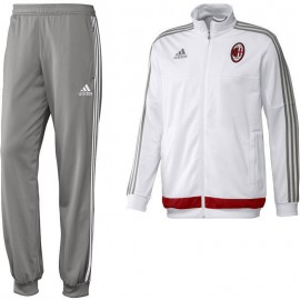 Survêtement Milan AC blanc Football Garçon Adidas