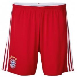Short FC Bayern Munich Football Homme rouge Adidas