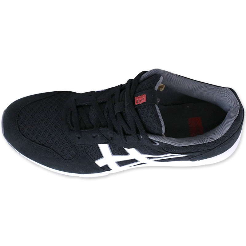 Chaussures Onitsuka Tiger Noir Shaw Runner Homme CorWdxeB