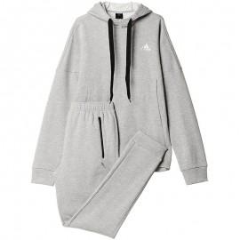 Survêtement Entrainement HIPSTER gris Homme Adidas