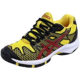 Chaussures Jaune Gel Solution Speed 2 GS Tennis Garçon Asics