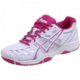 Chaussures Blanc Gel Challenger 9 Tennis Femme Asics