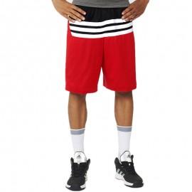 Short réversible SMR RN SHORT noir Basketball Chicago Bulls Homme Adidas