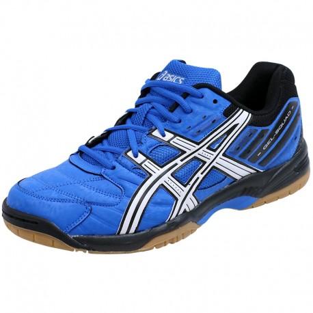 newest 0276c d3488 Chaussures Bleu Gel Squad Handball Homme Asics