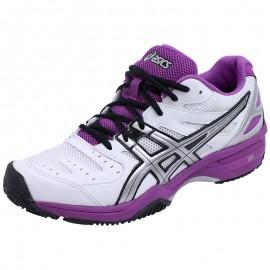 Chaussures Blanc Gel Exclusive 3 SG Tennis Femme Asics