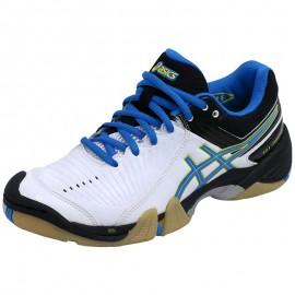 Chaussures Blanc Gel Domain 3 Handball Garçon Asics