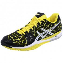 Chaussures Noir Gel Fireblast Tennis Homme Asics