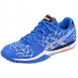 Chaussures Bleu Gel Fireblast Tennis Homme Asics
