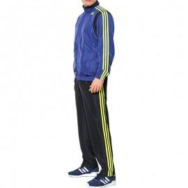 Survêtement TS BASIC violet Entrainement Homme Adidas