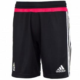 Short Adizero Juventus Turin noir Football Homme Adidas