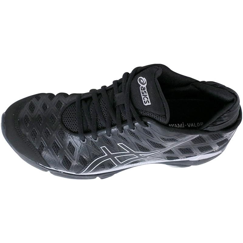 Fitness Asics Valor De Sport Noir Femme Chaussures Ayami wFHx1qtH