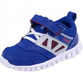 Chaussures Bleu RealFlex Speed 3.0 Bébé Garçon Reebok