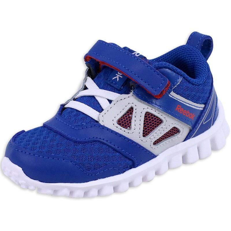 a450d6ab09cc Chaussures Bleu RealFlex Speed 3.0 Bébé Garçon Reebok - Bébé du 16 ...
