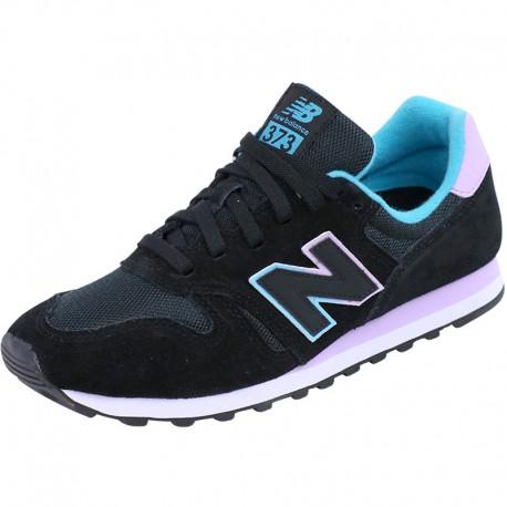 Balance Wl373 New Femme Chaussures Baskets Noir pF8OIf