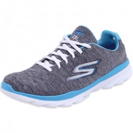 Chaussures Gris Chiné Go Fit TR-Stellar Fitness Sketchers