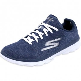 Chaussures Bleu Chiné Go Fit TR-Stellar Fitness Sketchers
