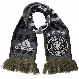 Echarpe Allemagne gris Football Adidas