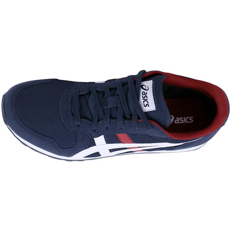 Homme Chaussures Racer AsicsBaskets Bleu Temp oeWxCrdB