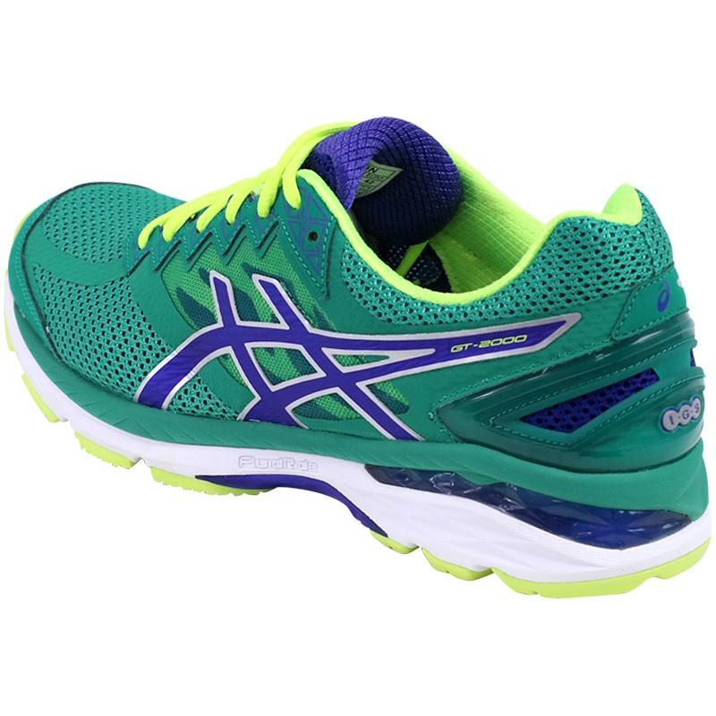 2000 4 Asics De Homme Vert Gt Chaussures Running xBeWdCrQo