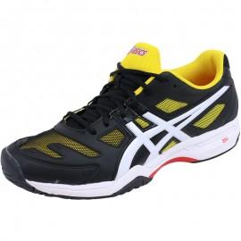 Chaussures Noir Gel Solution Slam 2 Tennis Homme Asics