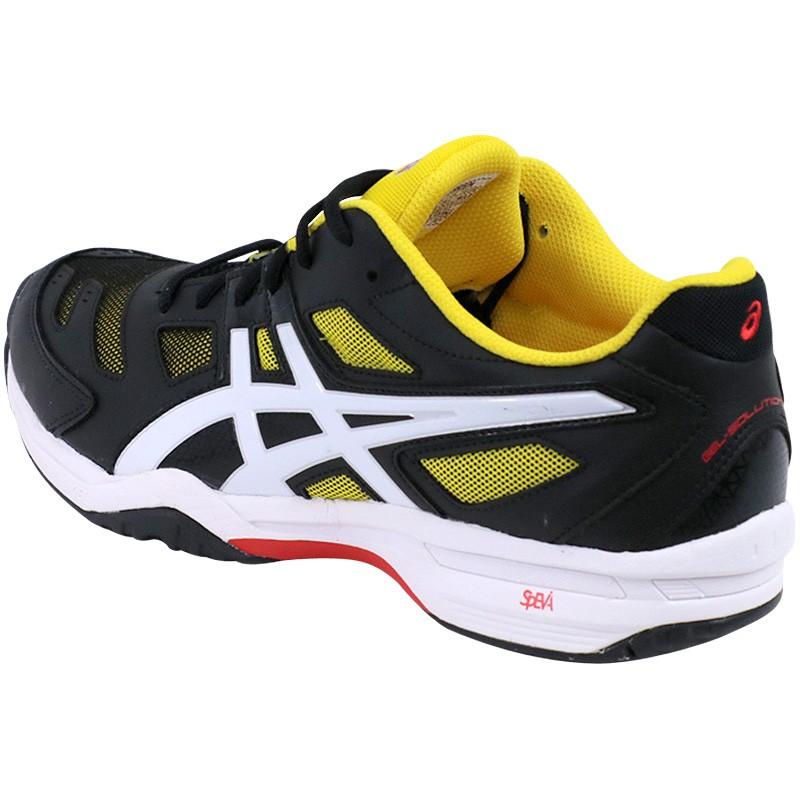 Chaussures Noir Gel Solution Slam 2 Tennis Homme Asics Chaussures