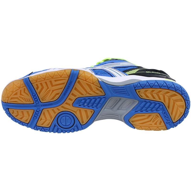 Flare Volley De Homme Asics Bleu Ball 5 Chaussures Gel l1T3FcKJ