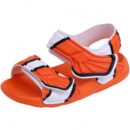 chaussures sandale orange disney akwah 9 b b gar on adidas b b. Black Bedroom Furniture Sets. Home Design Ideas