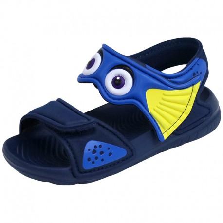 Chaussures Sandale Bleu Disney Akwah 9 Bébé Garçon Adidas