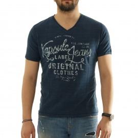 Tee shirt Memento marine Homme Kapsule